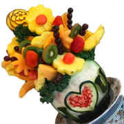 Fruit_bouquet